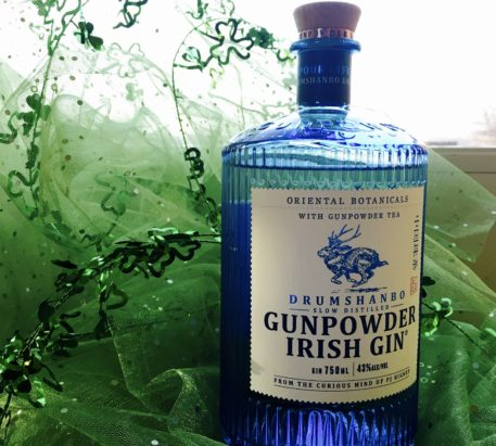 Toast St. Patrick with Irish Gin